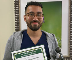 Isaac Carrasquillo, RN