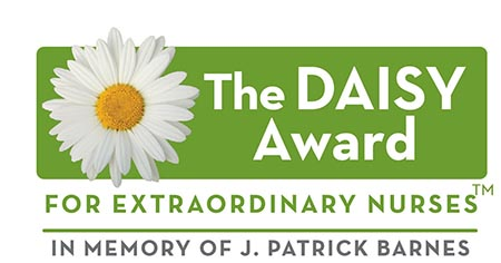 DAISY Award for Extraordinary Nurses