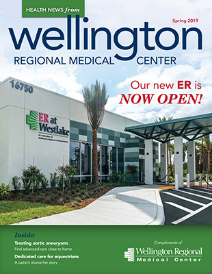 Wellington Regional Health News Magazine Spring 2019