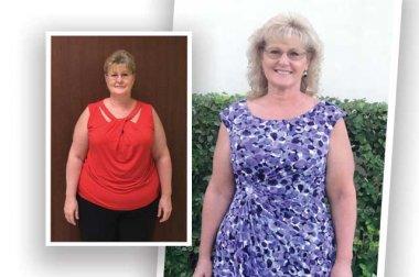 El antes y el después de Cheri Roberson
