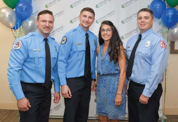 Paramedic Team from Wellington Regional